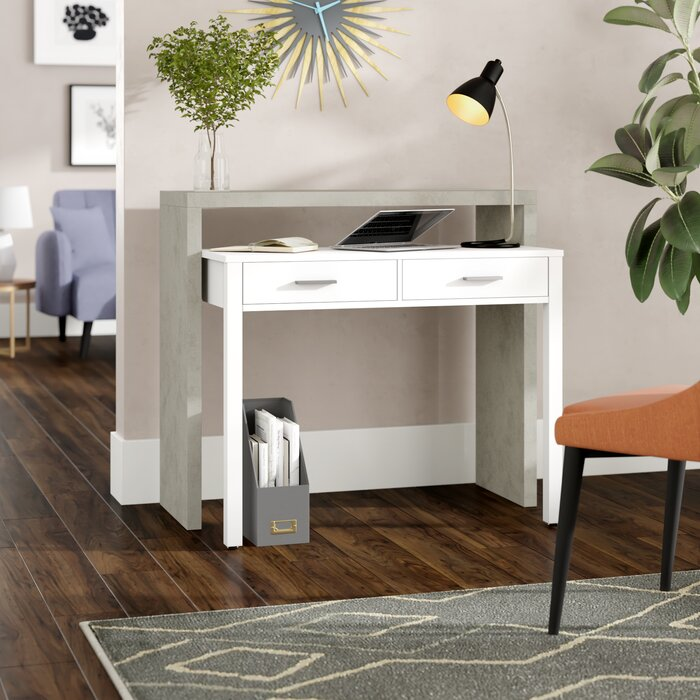 Sensational Ledesma Computer Desk Complete Home Design Collection Papxelindsey Bellcom