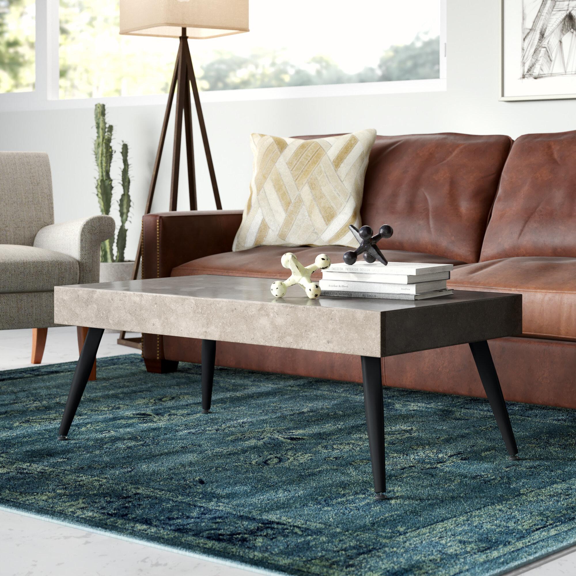 Trent Austin Design Quartz Coffee Table Reviews Wayfair