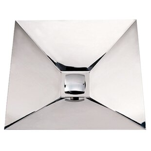 Find Noah's Metal 17 Wall Mount Bathroom Sink ByWhitehaus Collection