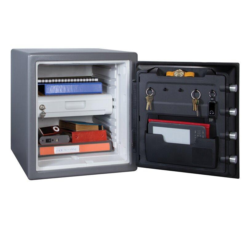Sentrysafe Touchscreen Alarm Floor Safe Electronic Lock Reviews