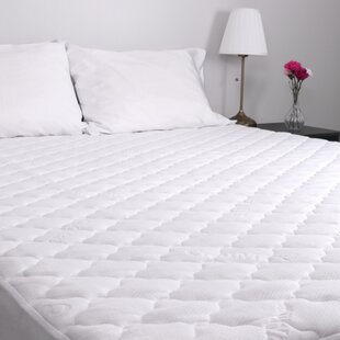 MaxCool Quilted 150 GSM Polyester Mattress Pad
