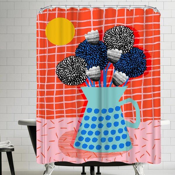 East Urban Home Wacka Designs Feelin Special Single Shower Curtain Wayfair