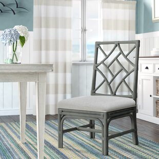 Ropesville Upholstered Dining Chair Highland Dunes