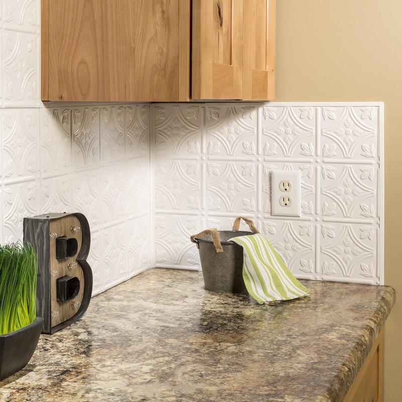 Fasade Backsplash Large Profile Accessory Specialty Piece Tile ...