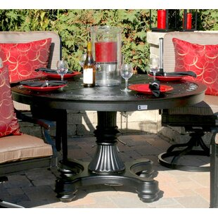 Searching for Letona Patio Aluminum Dining Table Online Reviews