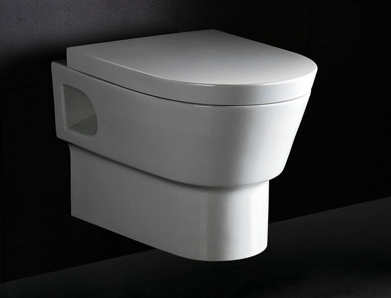 black square toilet seat. Square Modern Dual Flush Toilet Bowl EAGO  Reviews Wayfair