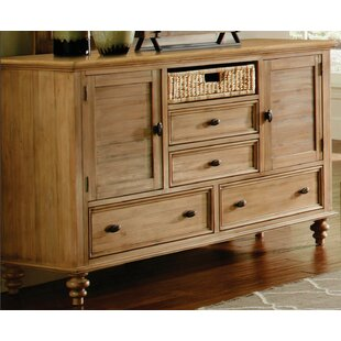 Fifield 4 Drawers Dresser