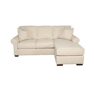 Chaise Reversible Sectional by Bauhaus
