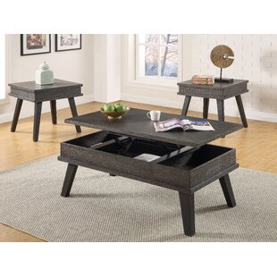 Muller 3 Piece Coffee Table Set