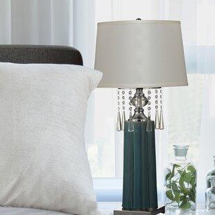 Tori Crystal 31.5 Table Lamp