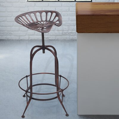 Low Back Saddle Seat Bar Stools You Ll Love In 2020 Wayfair