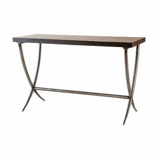 "Goshen 48"" Console Table by Latitude Run SKU:DC195571 Guide"