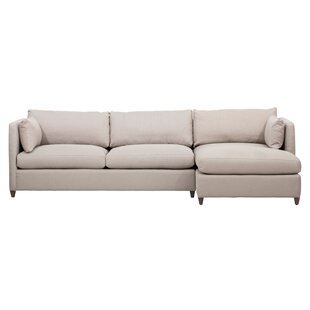 Ayva Sectional by Brayden Studio Great Reviews
