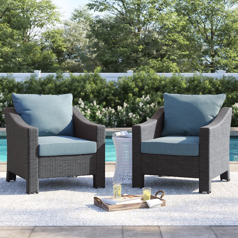 Sol 72 Outdoor Portola Patio Chair With