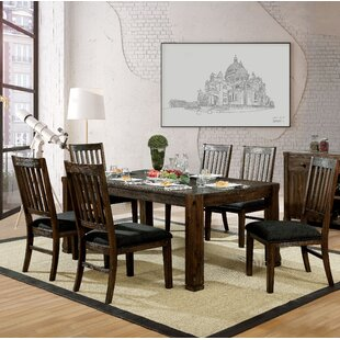 Gaviota 7 Piece Dining Set Loon Peak