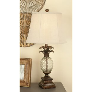 Pineapple Glass 29 Table Lamp (Set of 2)