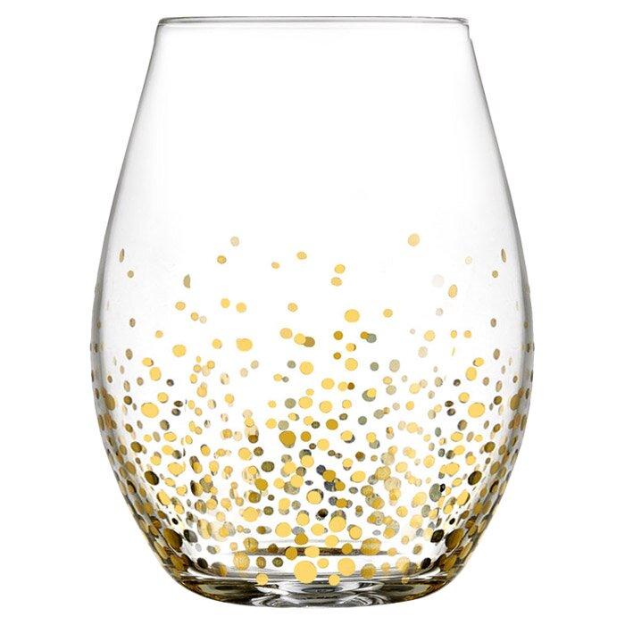 defaultname - Plastic Stemless Wine Glasses