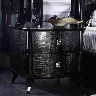 vintage metal nightstand | wayfair Metal Nightstand