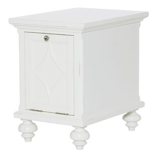 Great choice Deanne End Table by Canora Grey