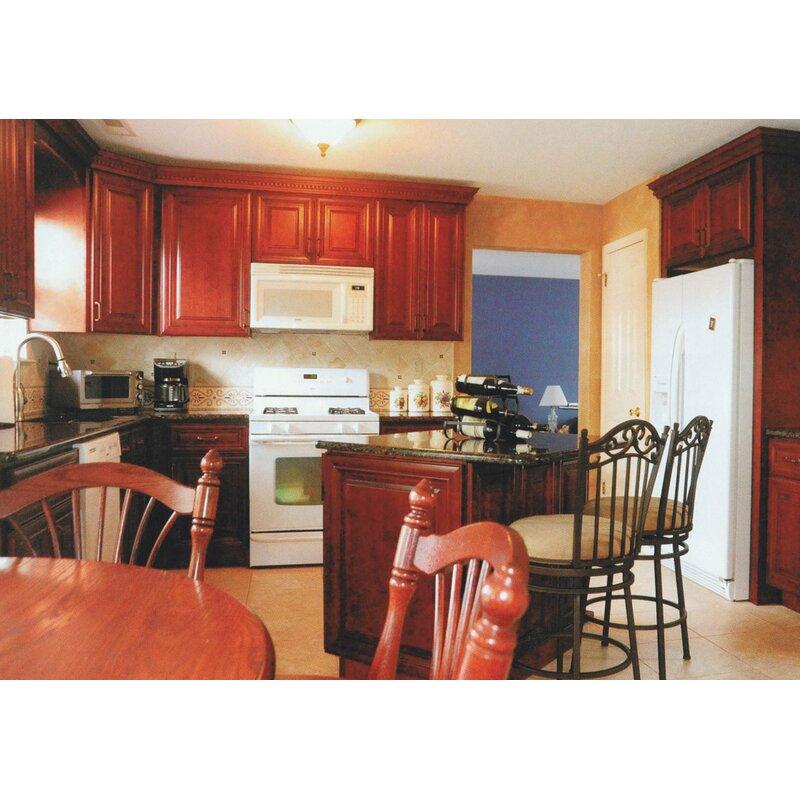 Century Home Living 30 X 18 Kitchen Wall Cabinet Wayfair