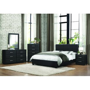 Amezcua Panel Configurable Bedroom Set by Orren Ellis