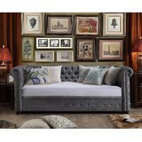 Mayweather Twin Solid Wood Daybed by Canora Grey