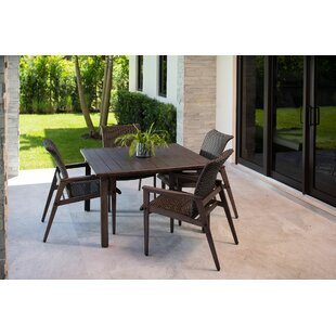 Competitive Pricing Horizon 5 Piece Dining Set Cheap