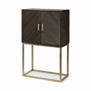 Balzer 2 Door Accent Cabinet by Bloomsbury Market