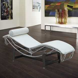 Chaise Lounge by Fine Mod Imports