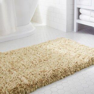 Compare & Buy Caspian Non Slip Soft Mat Bath Rug ByLatitude Run