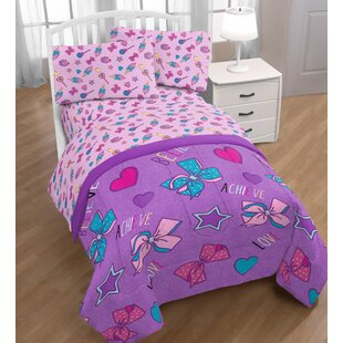 Jojo Siwa Dream Believe Sheet Set