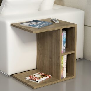Compare Demelo End Table by Wrought Studio