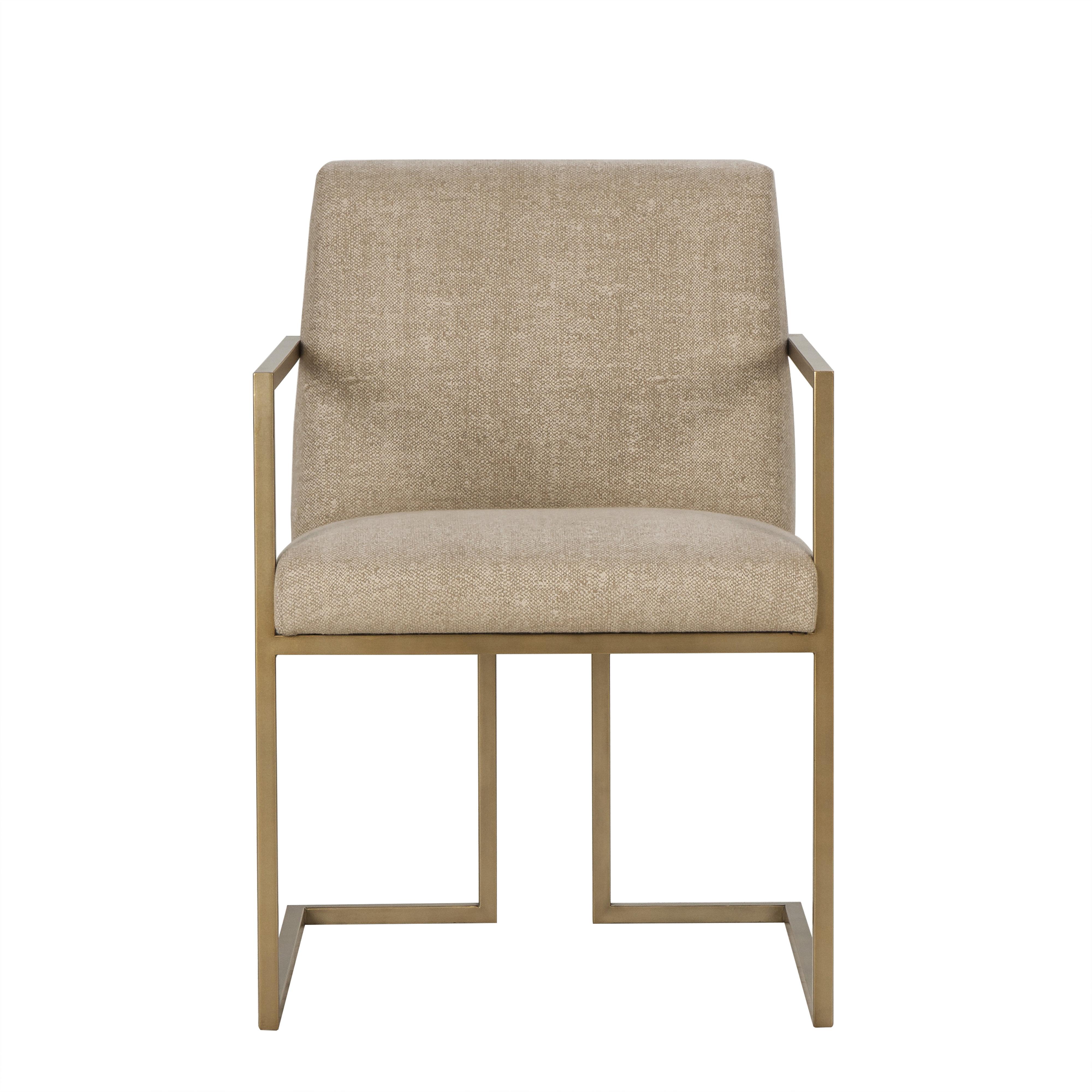 Everly Quinn Nolanville Upholstered Dining Chair Wayfair