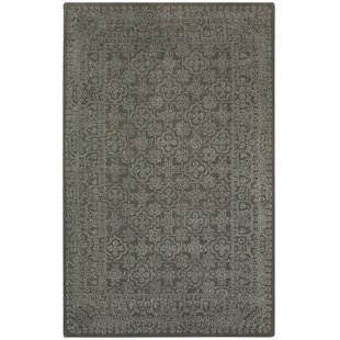 Compare & Buy Interlace Coal Area Rug By Capel Rugs