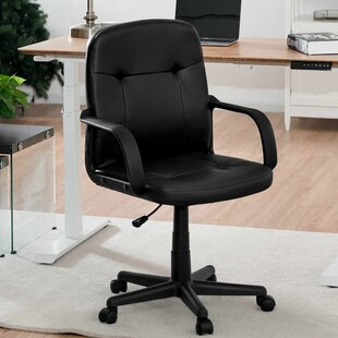 Janna Mid-Back Swivel Task Chair