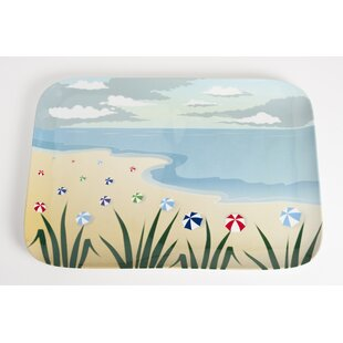 Seaside Melamine Platter