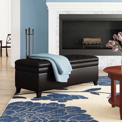 Rectangle Storage Ottomans You Ll Love In 2019 Wayfair