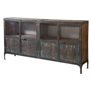 Irene 4 Door Accent Cabinet by Stein World