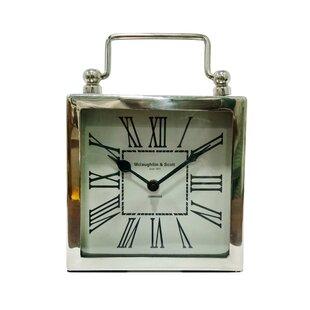 Shabby Chic Table Clocks Wayfair