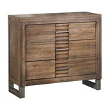 Woodhouse 3 Drawer Nightstand by Foundry Select