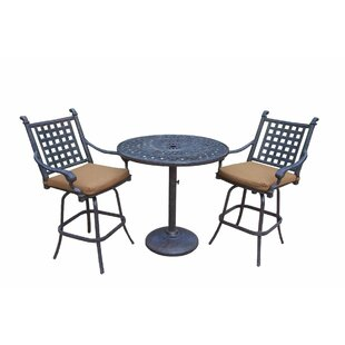 Arness 6 Piece Bar Height Dining Set