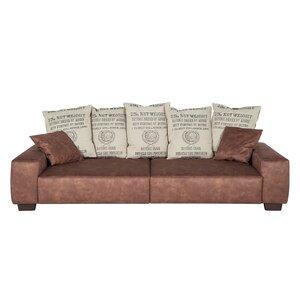 6-Sitzer Sofa Contor von Wildon Home
