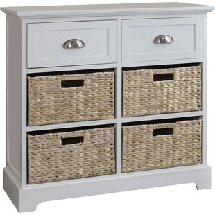 Fleming 2 Drawer 4 Basket Accent Chest