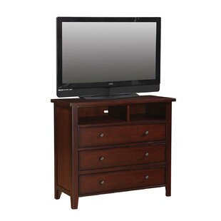 Willacoochee 3 Drawer Media Dresser