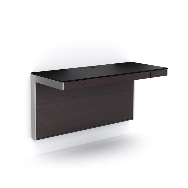 Bdi Usasequel Wall Mounted Floating Desk