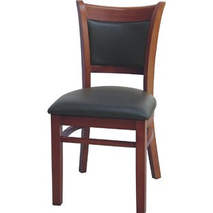 Price comparison Side Chair (Set of 2) by MKLD Furniture Reviews (2019) & Buyer's Guide