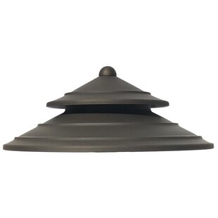 8.875 Metal Empire Lamp Shade