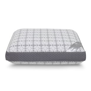Hotel Platinum Gel Topped Cooling Memory Foam Standard Pillow by MGM GRAND at home Comparison