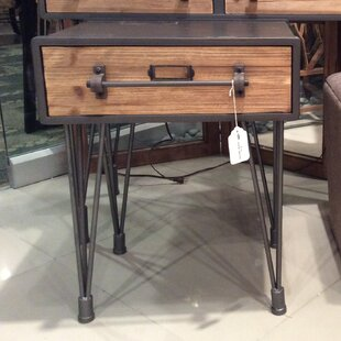 Woodard End Table
