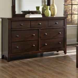 Jackson 7 Drawer Standard Dresser by Imagio Home by Intercon
